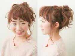 朝1分!うねり髪&クセっ毛がおしゃれにまとまる簡単ヘアアレンジ