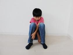 SOSのサインかも。子供のストレスが引き起こす症状