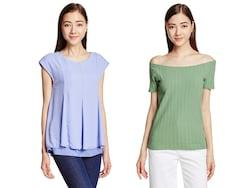 パーソナルカラーで選ぶ、自分に似合うTシャツ・カットソー12選